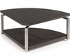 Pie-shaped Cocktail Table Alton by Magnussen MG-T2535-65