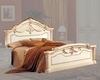 Platform Bed Romana European Design Made in Italy 33B482