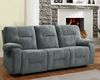 Power Reclining Sofa Bensonhurst by Homelegance EL-9634-3PW
