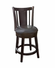 "Prime Resources International 24"" Swivel Barstool PR-DS-550-501-M"