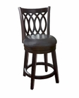 "Prime Resources International 24"" Swivel Barstool PR-DS-700-501-M"