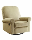 PRI Ashewick Swivel Recliner in Fern PR-DS-911-006-167