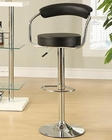 Prime Resources International Black Lift Barstool PR-DS-1168-501-300