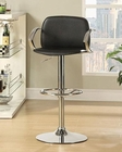 Prime Resources International Black Lift Barstool PR-DS-1179-501-300
