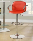 Prime Resources International Red Lift Barstool PR-DS-1179-501-301