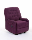PRI Rocker Recliner in Burgundy PR-DS-97-002-03