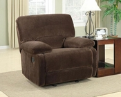 PRI Walcott Powered Recliner in Beluga PR-735-003-129