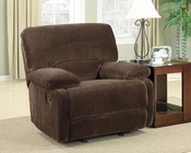 Prime Resources Walcott Recliner in Beluga PR-735-002-129
