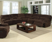 PRI Walcott Sofa Set in Beluga PR-735-301-129SET