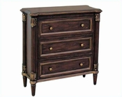 Pulaski Acanthus Leaf Accent Chest PF-641072