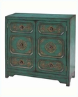 Pulaski Accent Chest in Blue PF-641101