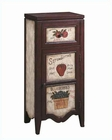 Pulaski Accent Chest in Multi Brown PF-597126