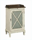 Pulaski Accent Chest in White & Blue PF-641124