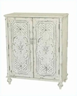 Pulaski Accent Chest Small in White PF-641033