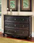 Pulaski Accent Drawer Chest in Dark Brown PF-704310