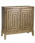 Pulaski Accent Hall Chest in Gold PF-641157
