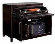 Pulaski Amaretto Accent Work Center PF-365555