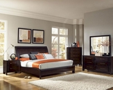 Pulaski Amaretto Bedroom Set PF-365180SET