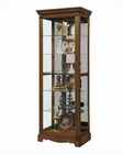 Pulaski Cabinet Curio with Lock PF-21458