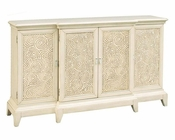 Pulaski Console in Pearl Finish PF-641167