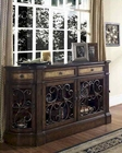 Pulaski Credenza in Hand Painted PF-704255