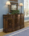 Pulaski Credenza in Heirloom Crete Finish PF-625222