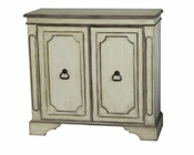 Pulaski Door Chest in White Finish PF-675019