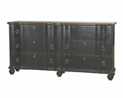 Pulaski Double-Chest Credenza PF-675064
