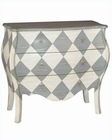 Pulaski Harlequin Pattern Chest PF-641100