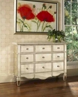 Pulaski Mirrored Accent Chest PF-739349