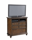 Pulaski Ridge TV Stand Saddle PF-508145