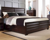 Pulaski Sable Bed PF-330180BED