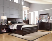 Pulaski Sable Bedroom Set PF-330180SET