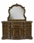 Pulaski San Mateo Dresser and Mirror PF-662100SET