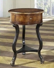 Pulaski Small Curved Drawer Table PF-977187