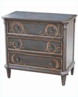 Pulaski Three Drawers Chest in Hand Painted PF-597053