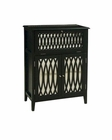 Pulaski Wine Chest in Black Finish PF-517186