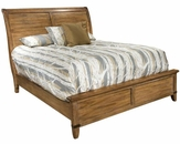 Rastic Sleigh Bed Harbor Springs by Hekman HE-941506RL