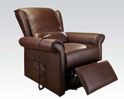 Recliner w/ Lift & Massage by Acme Furniture AC59169