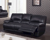 Reclining Black Sofa MCFSF3609-S