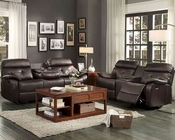 Reclining Sofa Set Evana by Homelegance EL-8539-SET