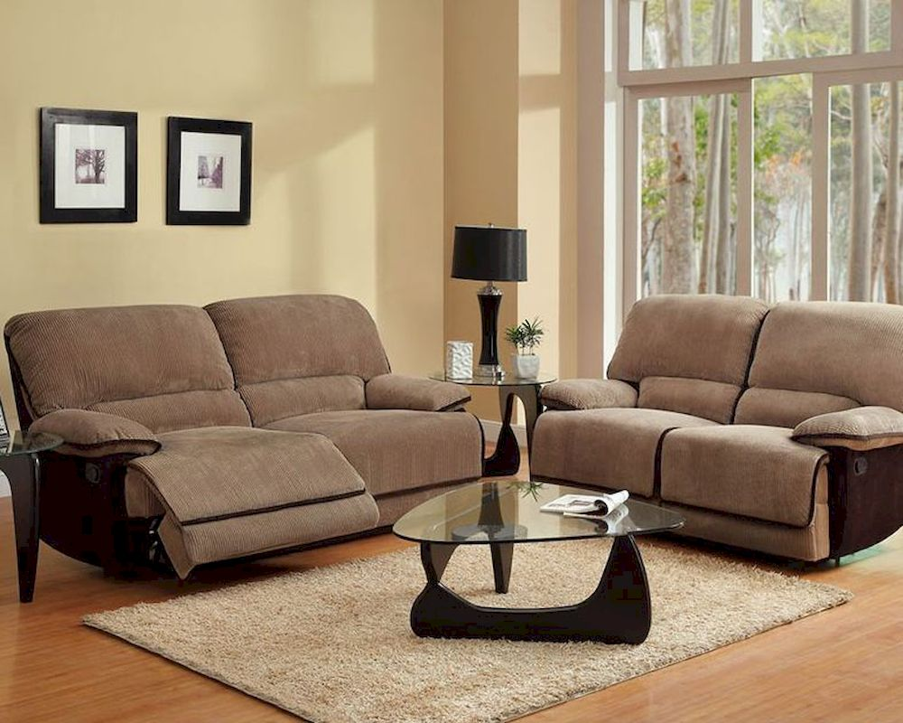 Reclining Sofa Set Grantham By Homelegance EL 9717 SET