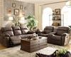 Reclining Sofa Set Marille by Homelegance EL-9724BJ-SET