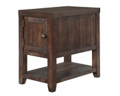 Rectangular Chairside Table Caitlyn by Magnussen MG-T2528-10