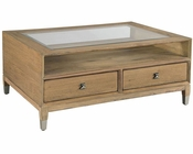 Rectangular Coffee Table Avery Park by Hekman HE-951501AV