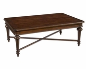 Rectangular Coffee Table Charleston Place by Hekman HE-943703CP