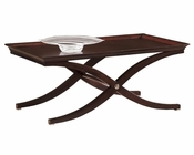 Rectangular Coffee Table Metropolis by Hekman HE-704000067