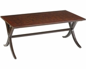 Rectangular Coffee Table Paris by Hekman HE-11200