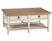 Rectangular Coffee Table Sutton's Bay by Hekman HE-14101