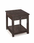 Rectangular End Table Clayton by Magnussen MG-T2741-03